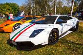 Lamborghini Murcielago SL Superveloce at meeting Top Selection 2016