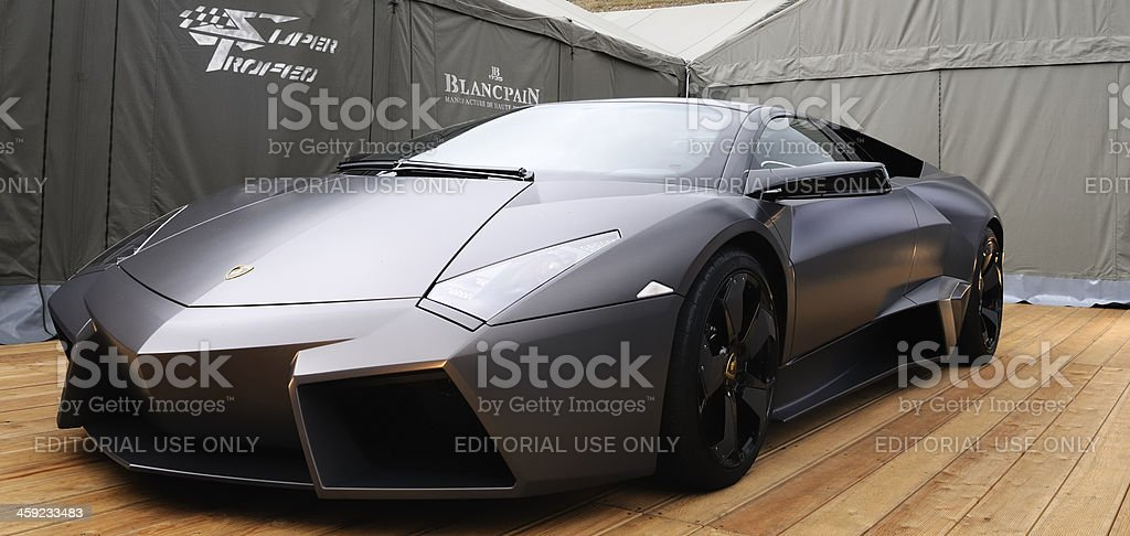 Lamborghini Reventon stock photo