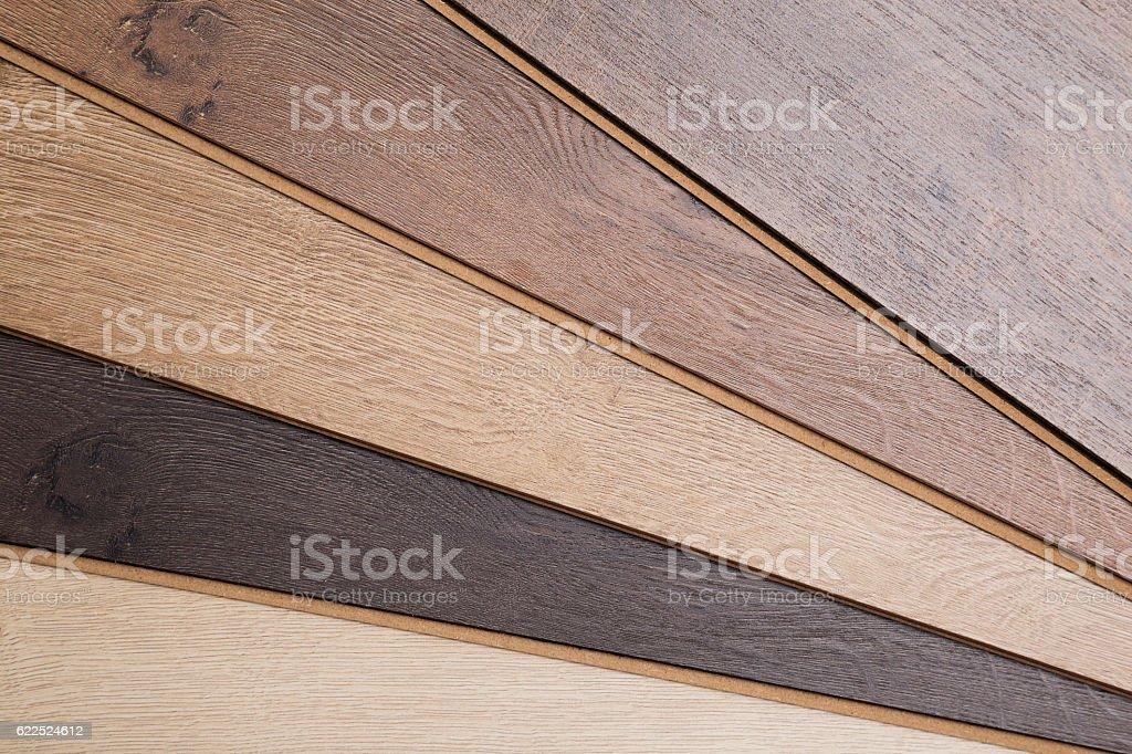 laminate flooring. stock photo