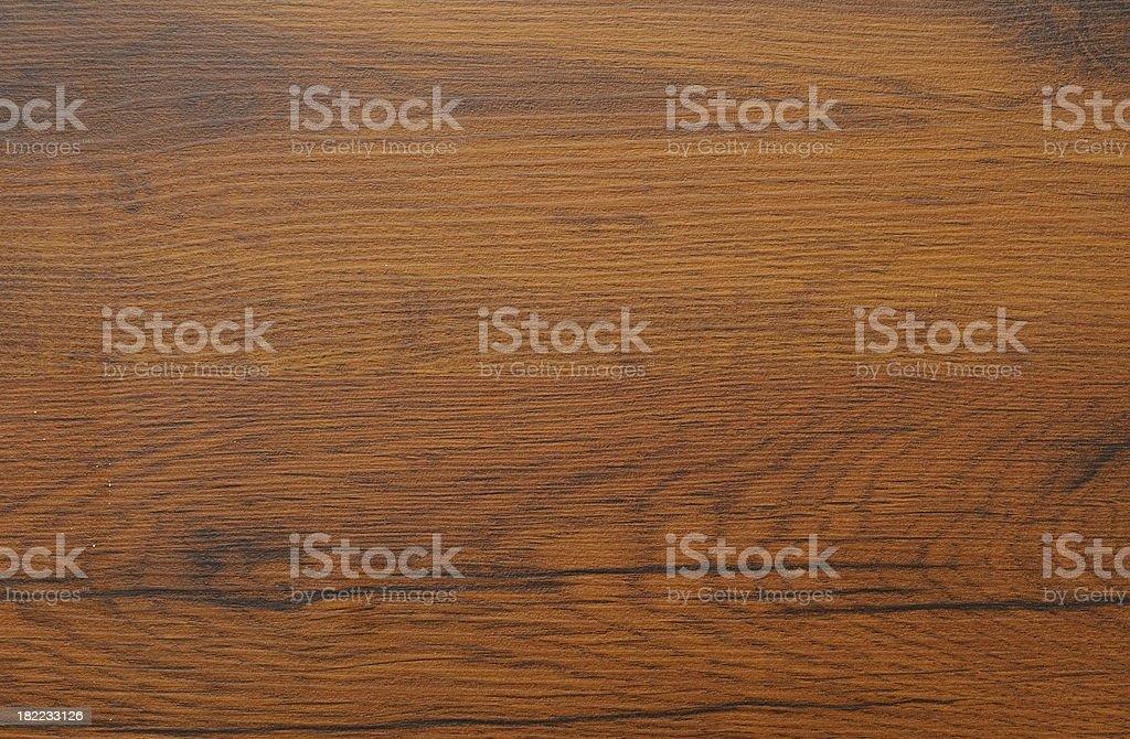 Laminate Wood Floor - Black oak stock photo
