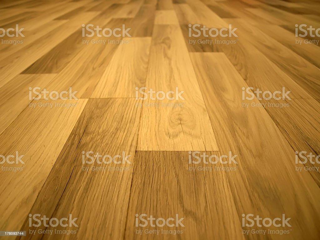 Laminated flooring board royalty-free stock photo