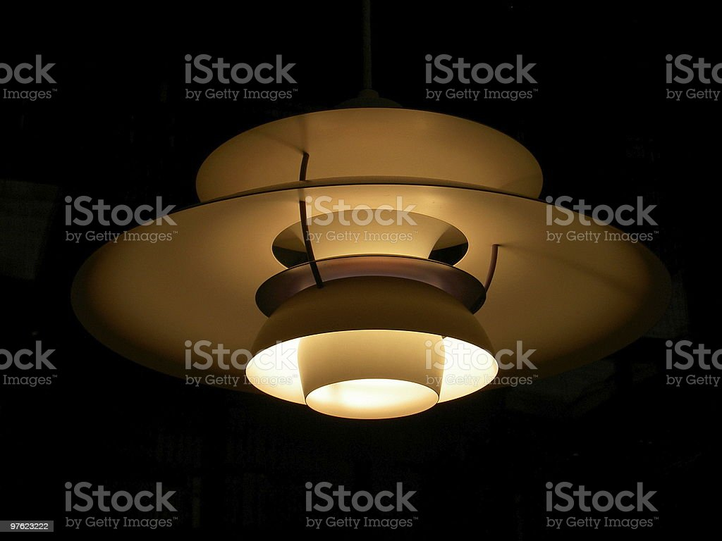 Lamp close-ups royalty-free stock photo