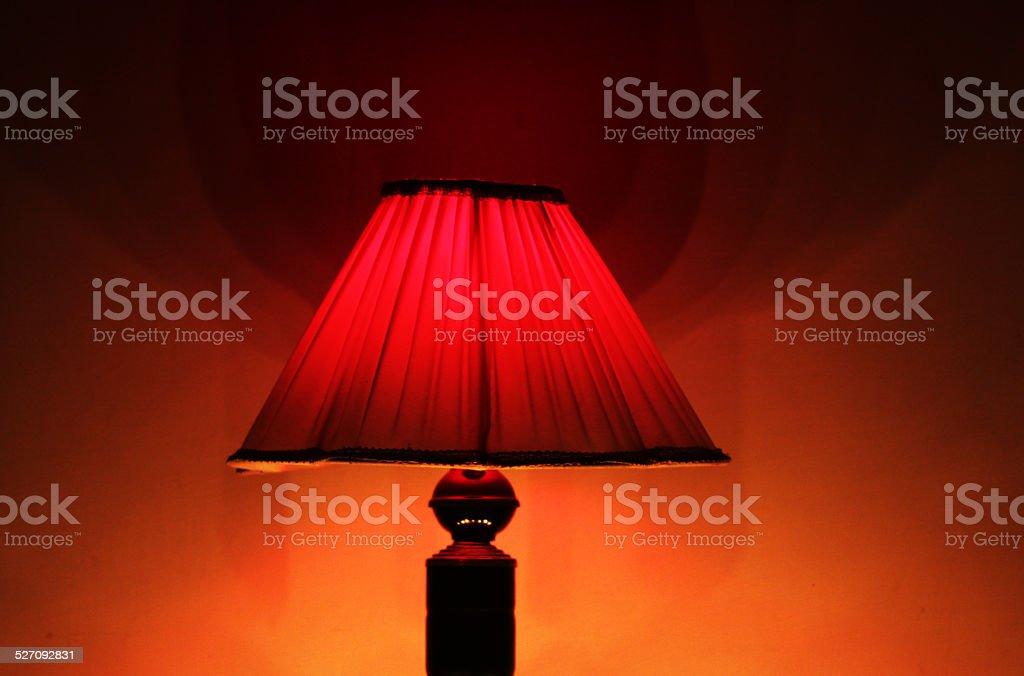 Lamp Lighting stock photo