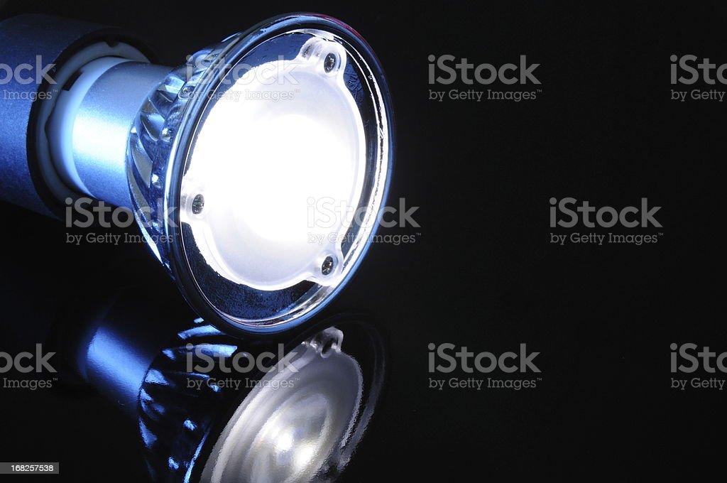LED Lamp royalty-free stock photo