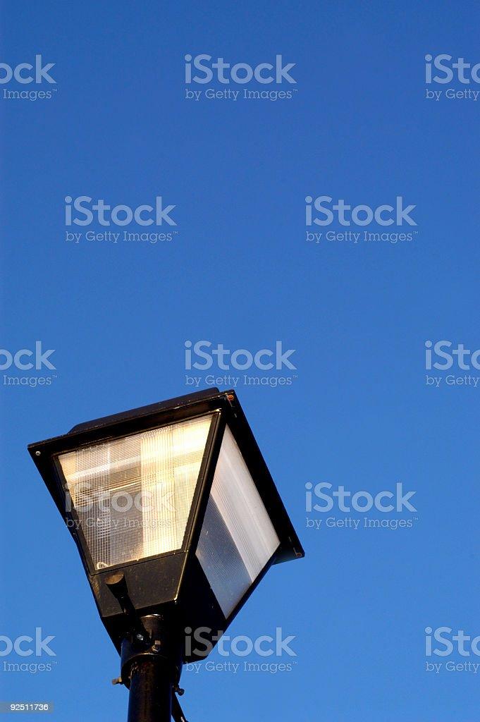 lamp royalty-free stock photo