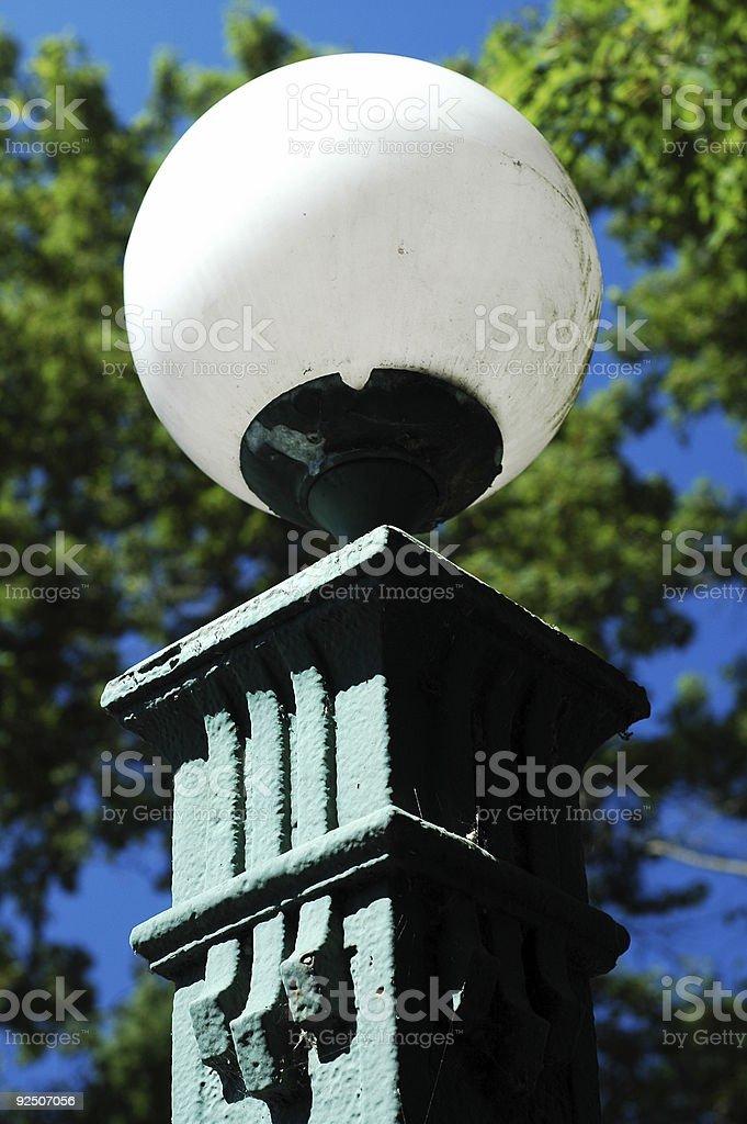 Lamp Post royalty-free stock photo