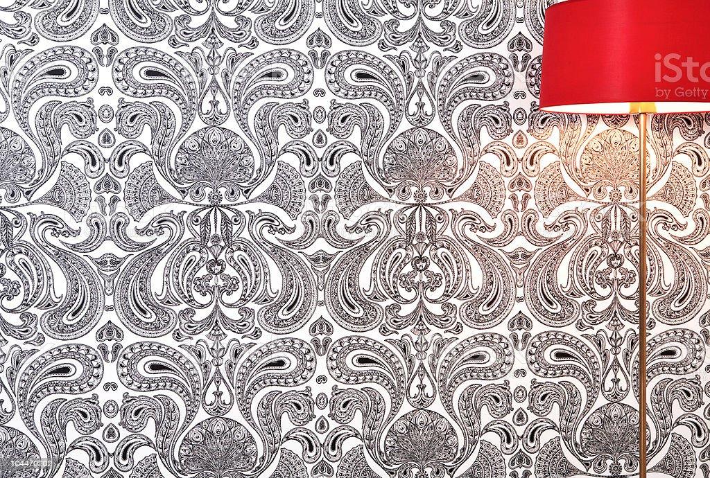 Lampe royalty-free stock photo