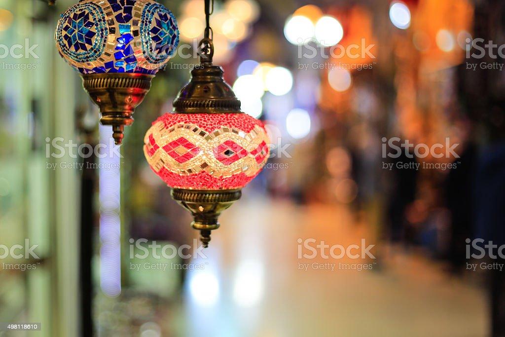 Lampe stock photo
