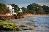 Lamu beachfront