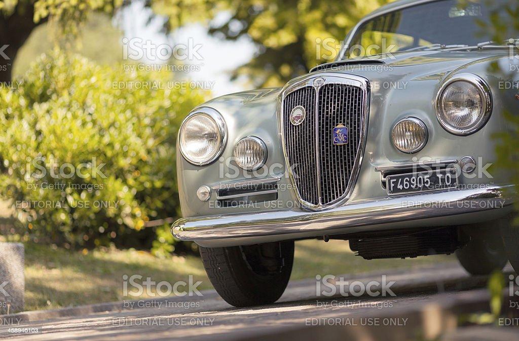 1957 Lancia Aurelia B20 Coupe stock photo