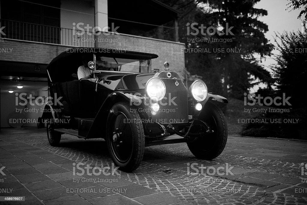 1919  Lancia Kappa Torpedo stock photo