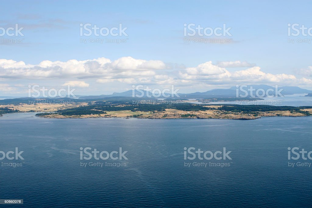 Land ahead royalty-free stock photo