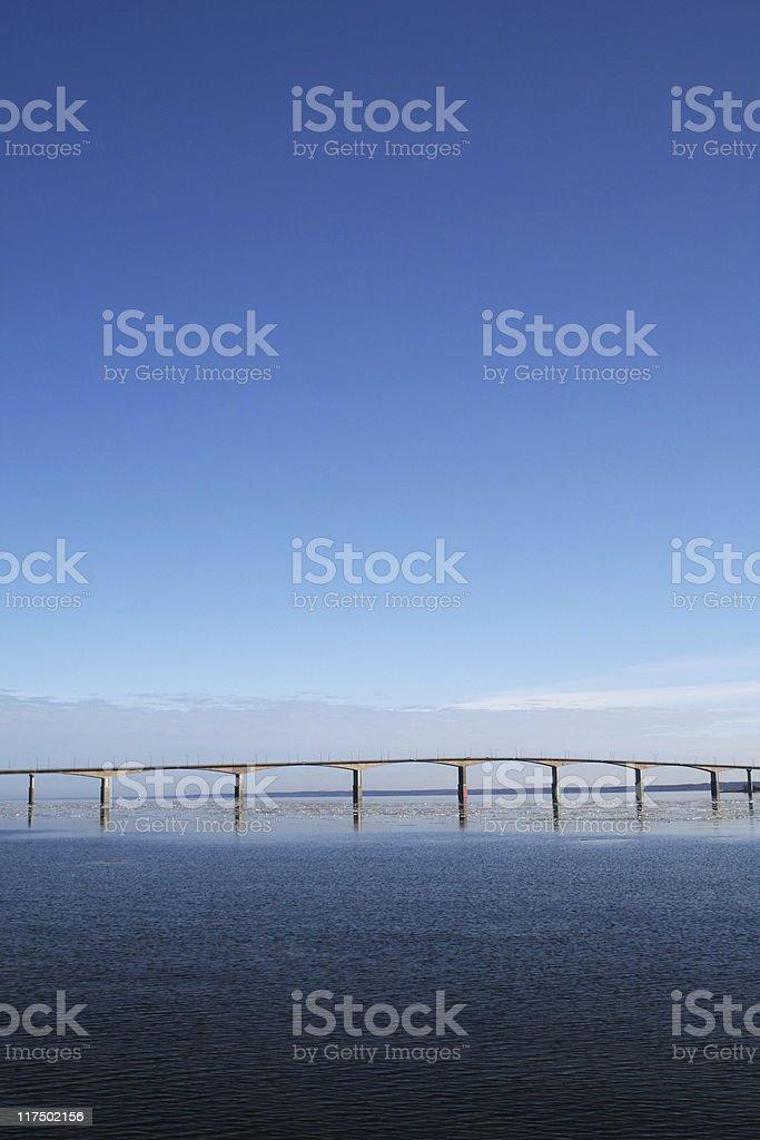 ?land bridge stock photo