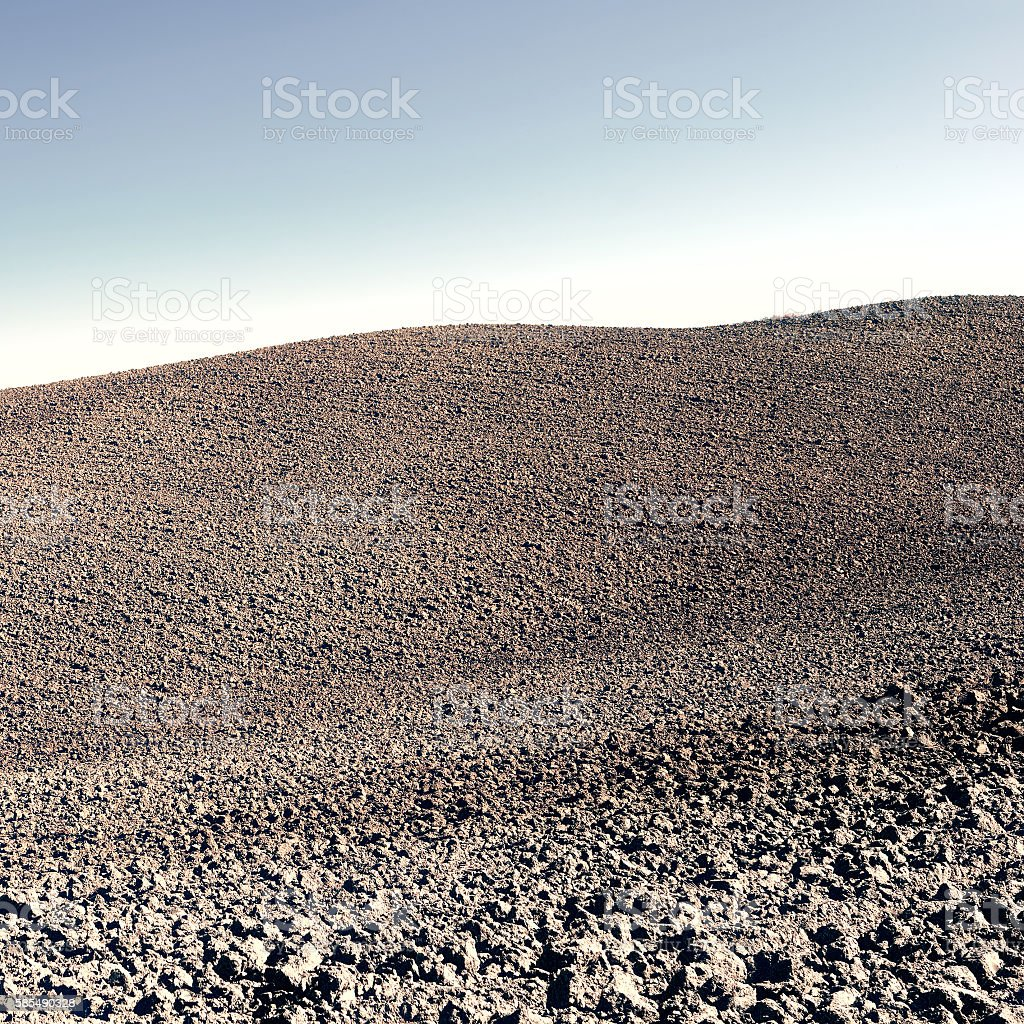 Land stock photo