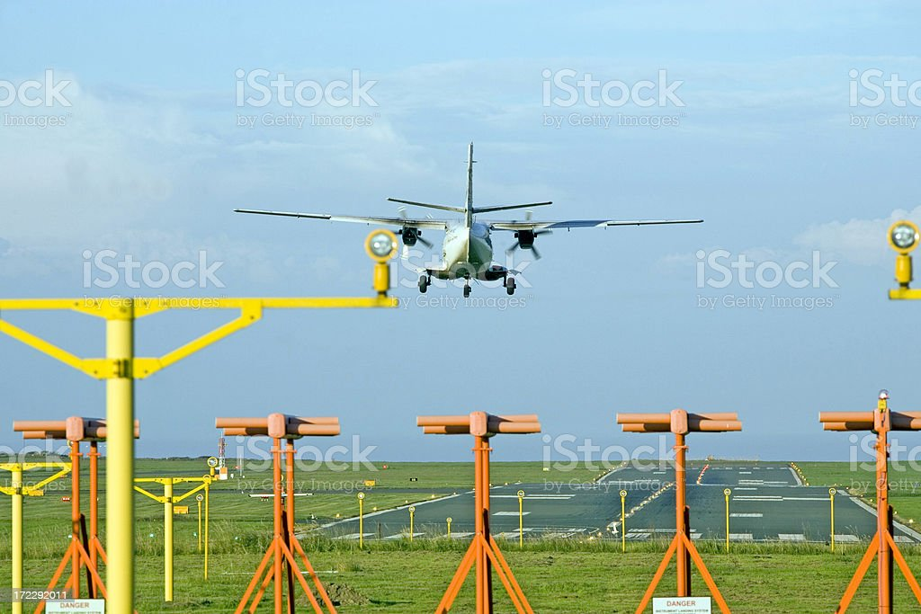 landing 1 royalty-free stock photo