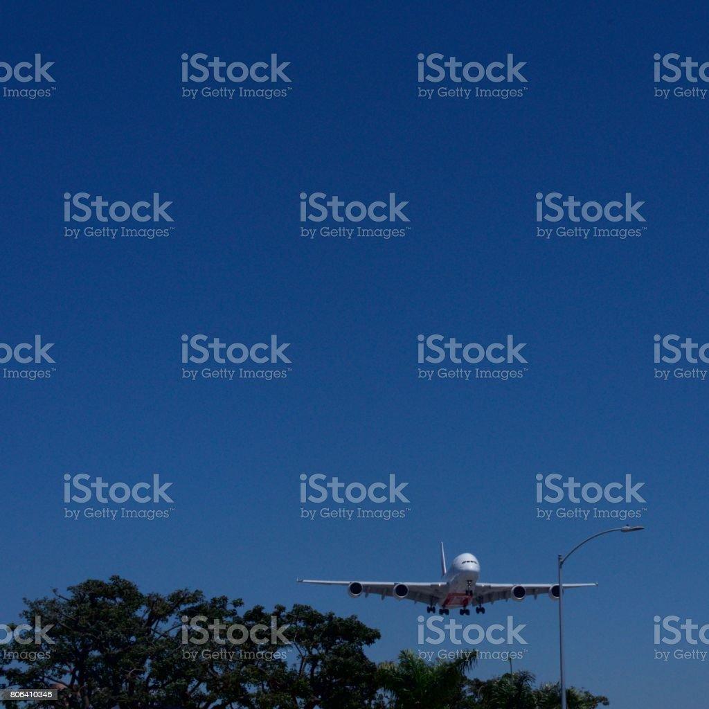 landing 1 stock photo