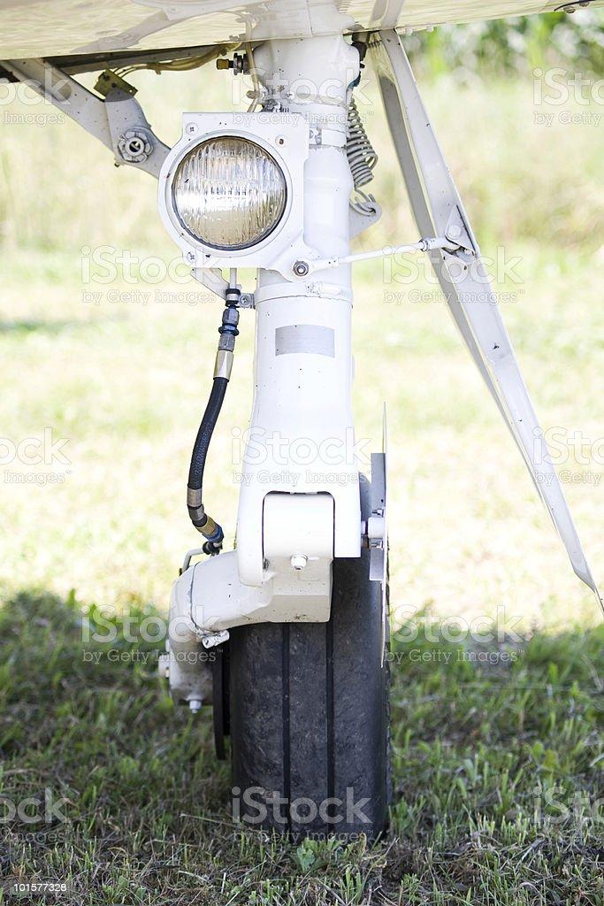 Landing Gear stock photo