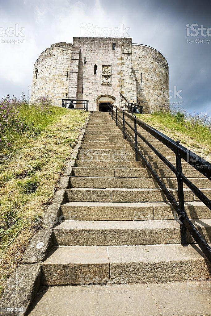 Landmark Tower in York stock photo