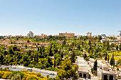Landmarks of Jerusalem Old City