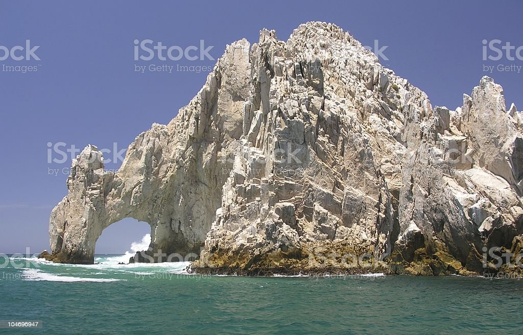 Land's End royalty-free stock photo