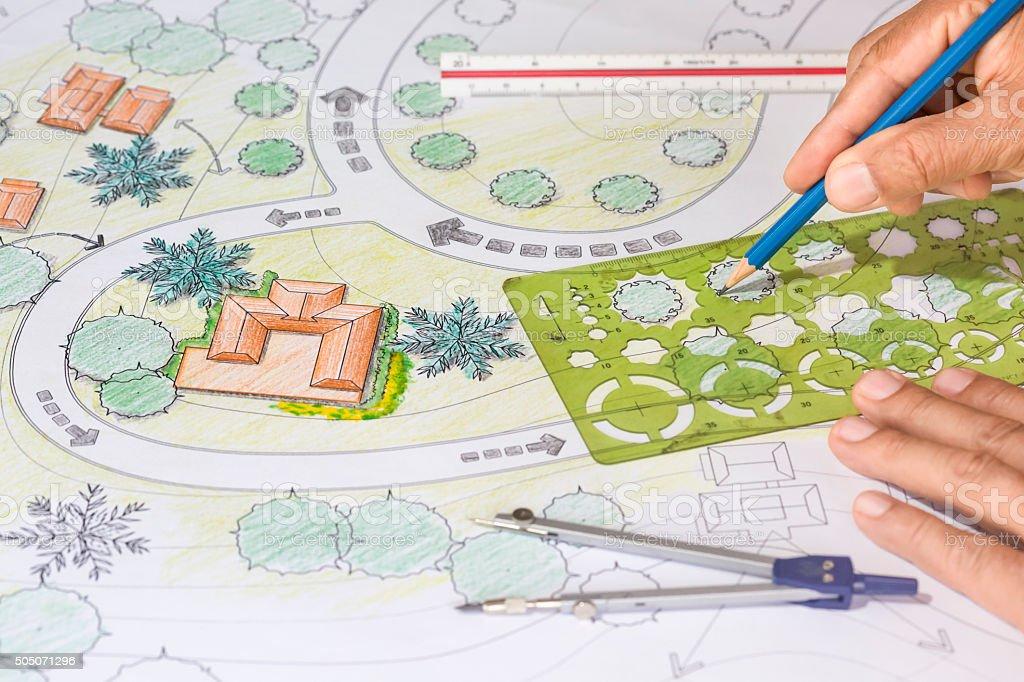 Landscape Architecture Blueprints landscape architecture blueprints design - home design ideas