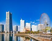 Landscape in Yokohama