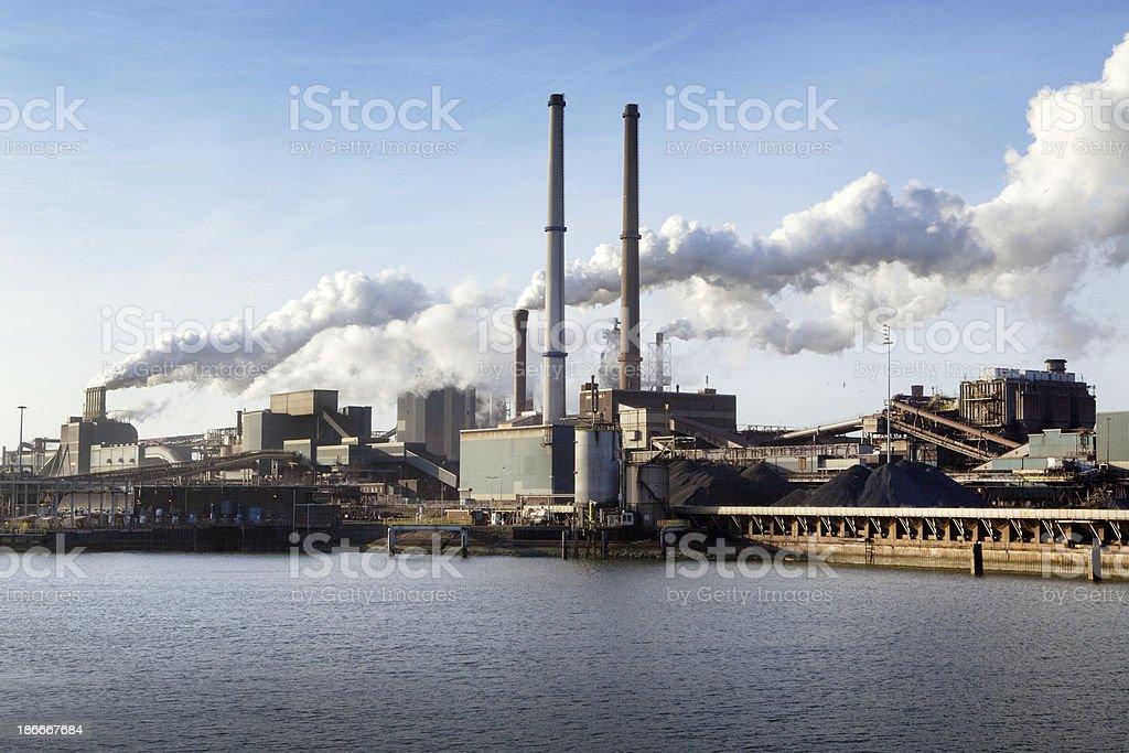 Landscape: Industry stock photo