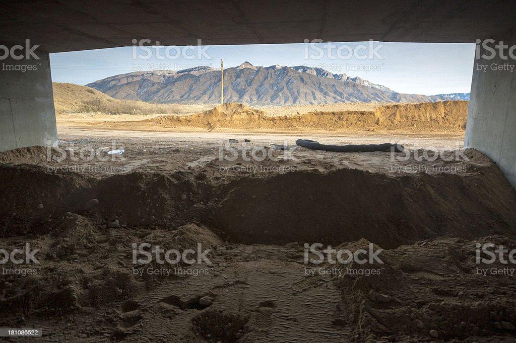 landscape manmade frame royalty-free stock photo