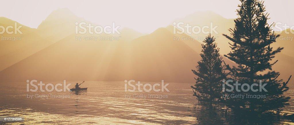 Landscape orientation stock photo
