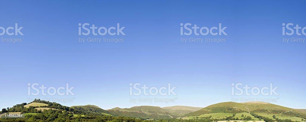 Landscape. royalty-free stock photo