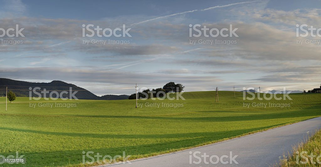 Landscape (XXXL 42 Megapixel) stock photo