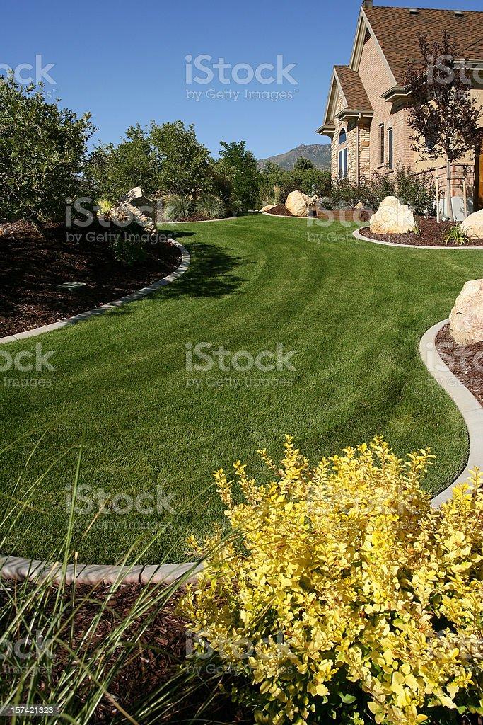 Landscape royalty-free stock photo
