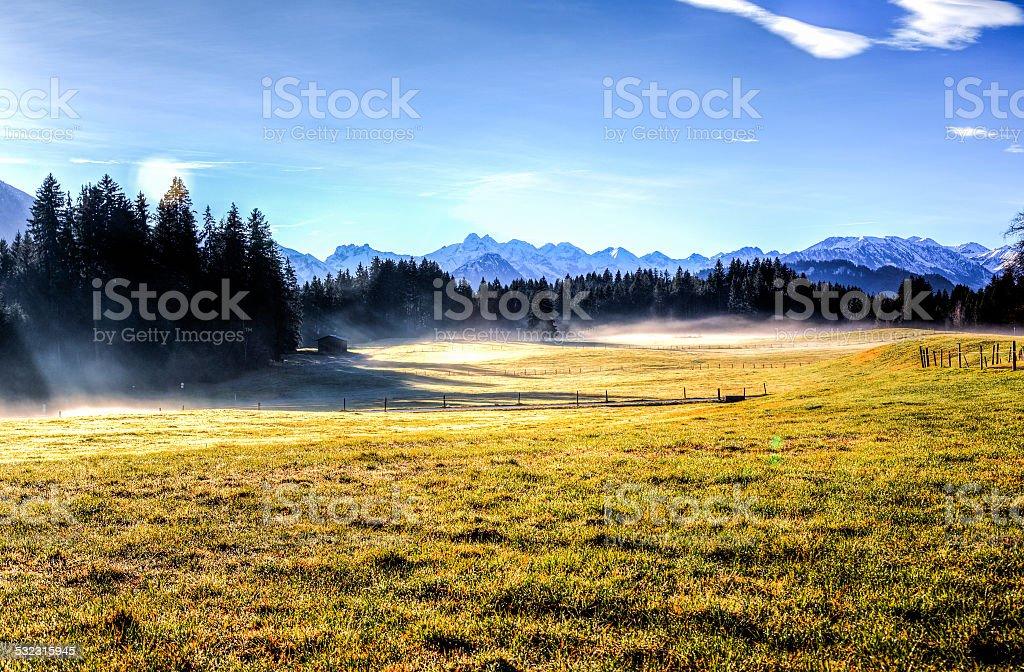 Landscape stock photo