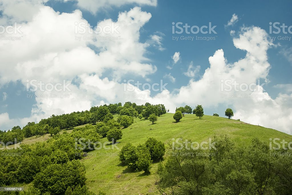 Landscape view royalty-free stock photo