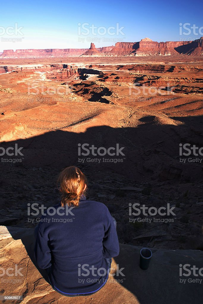 landscape witness royalty-free stock photo