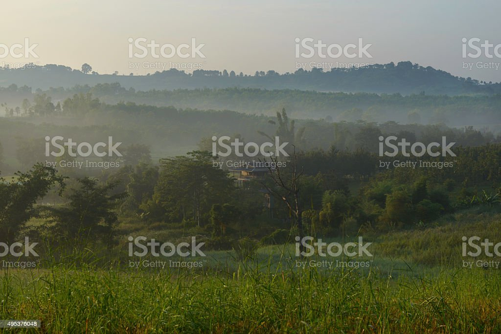 Landscape,Mountain royalty-free stock photo