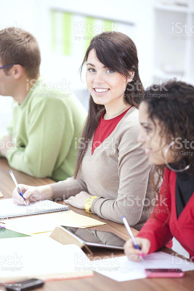 Language school royalty-free stock photo