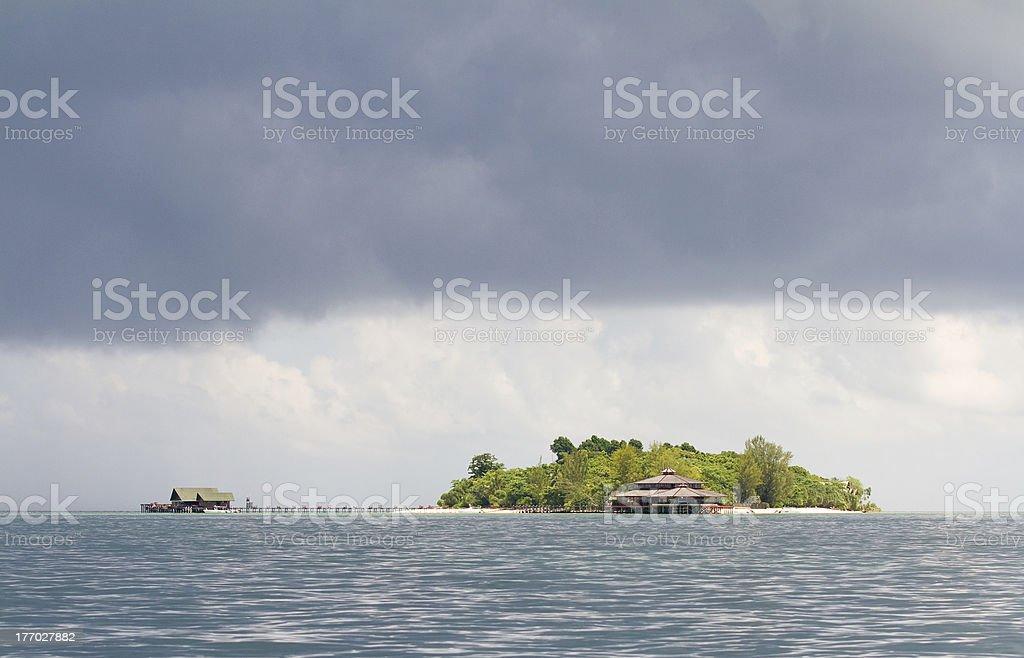 Lankayan royalty-free stock photo