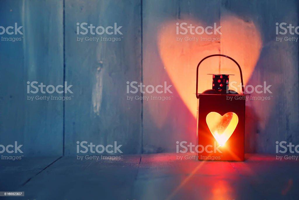 Lantern stock photo
