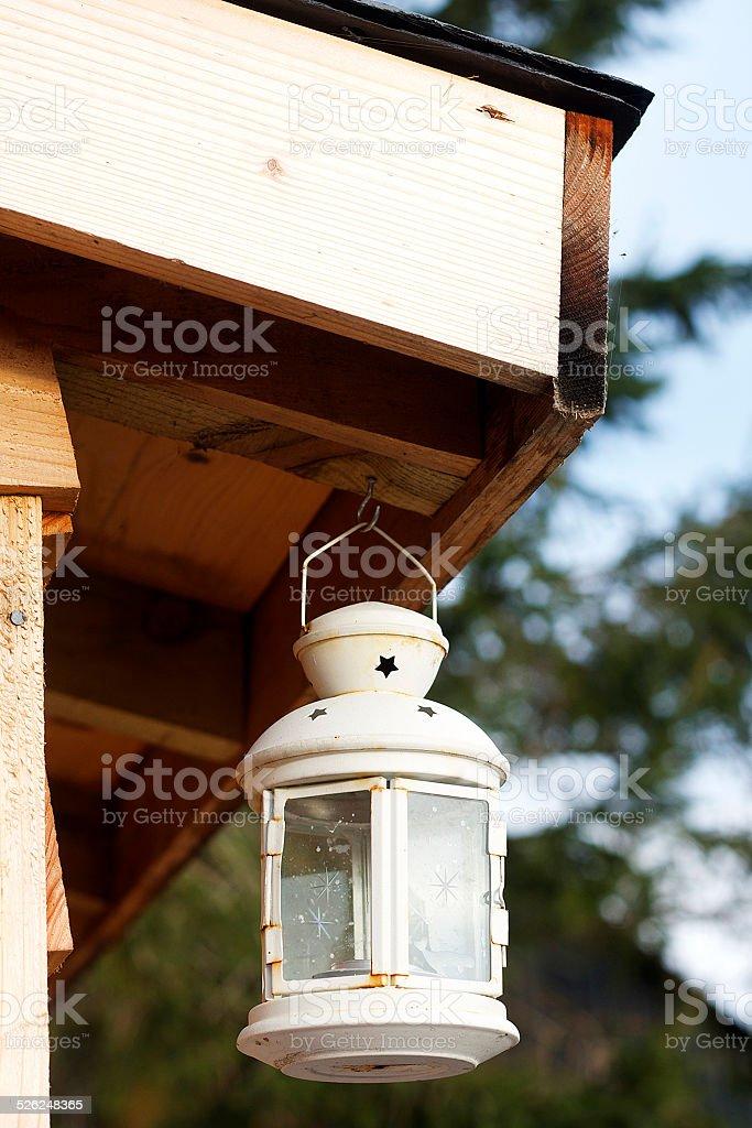Lanterna foto stock royalty-free