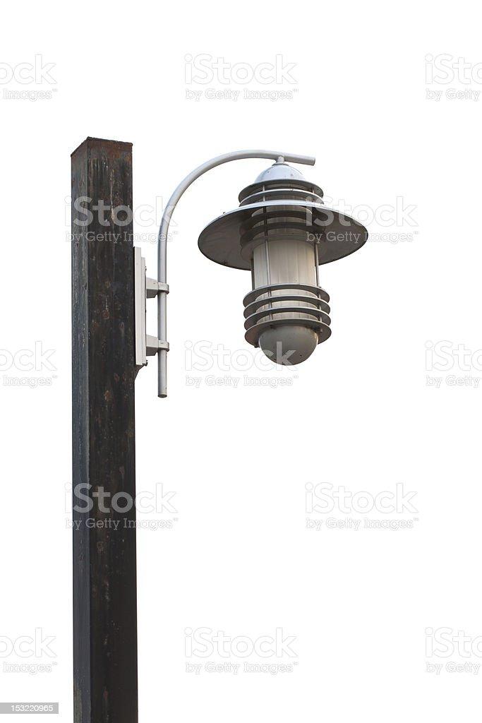 lantern street light royalty-free stock photo