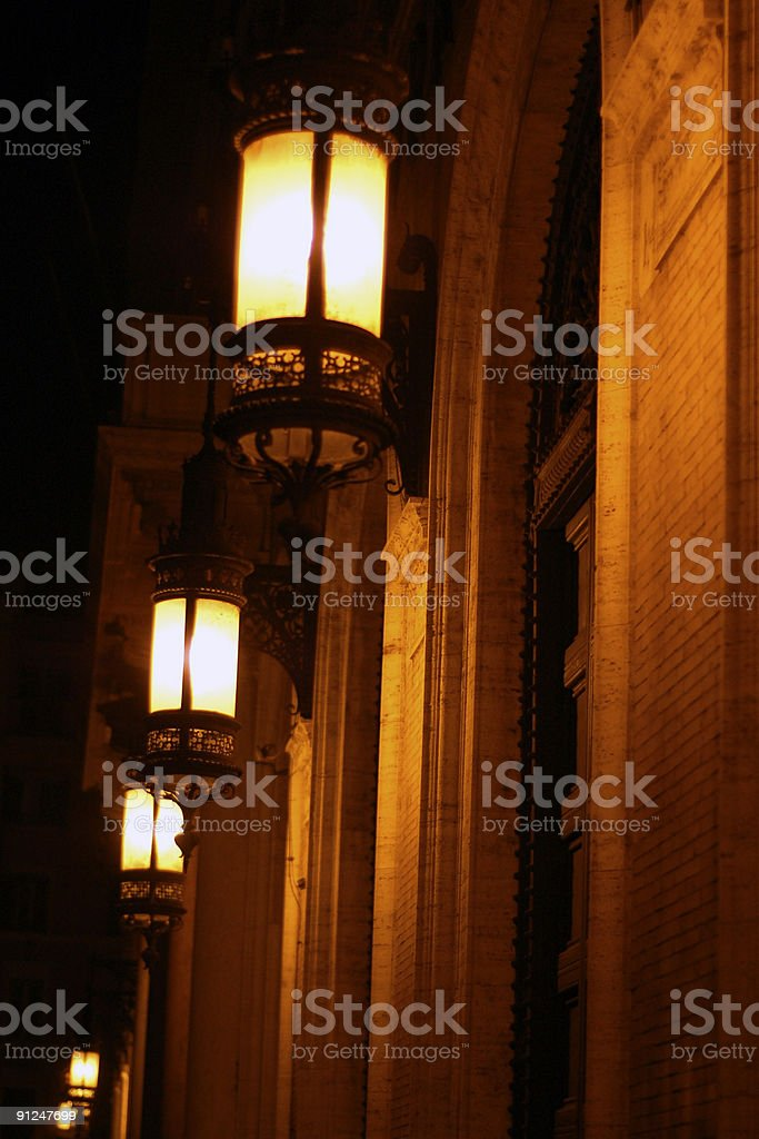 Lanterns royalty-free stock photo