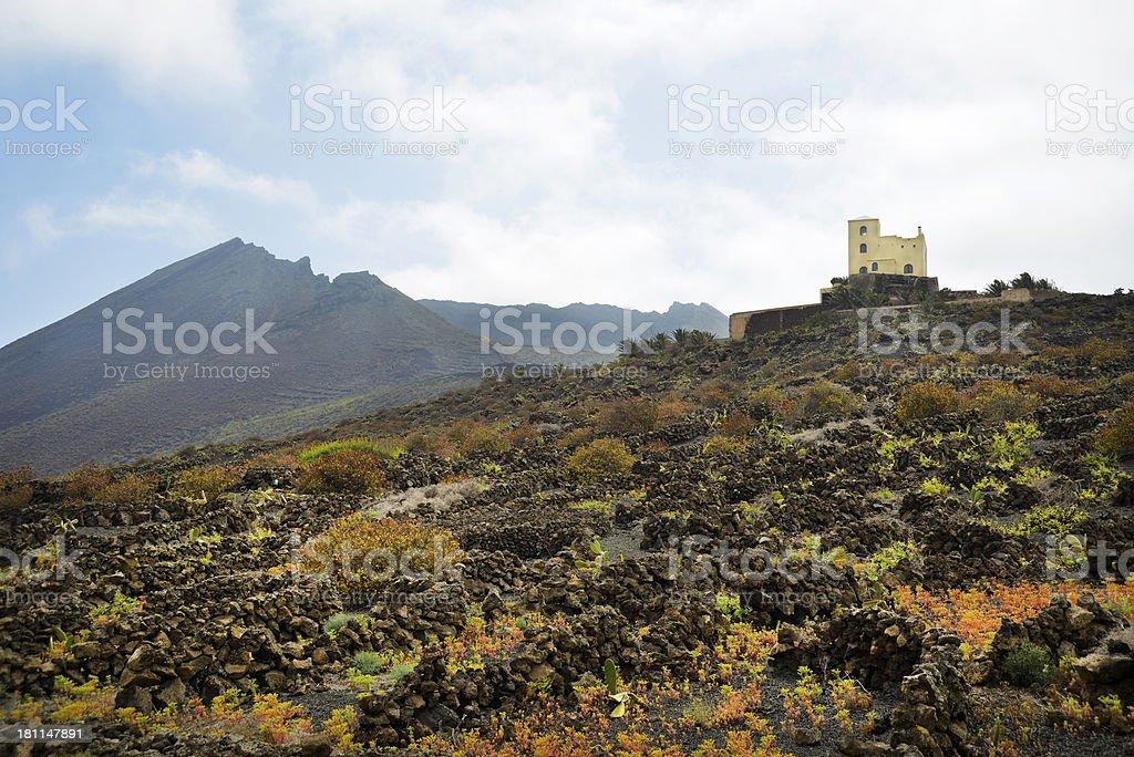 Lanzarote stock photo