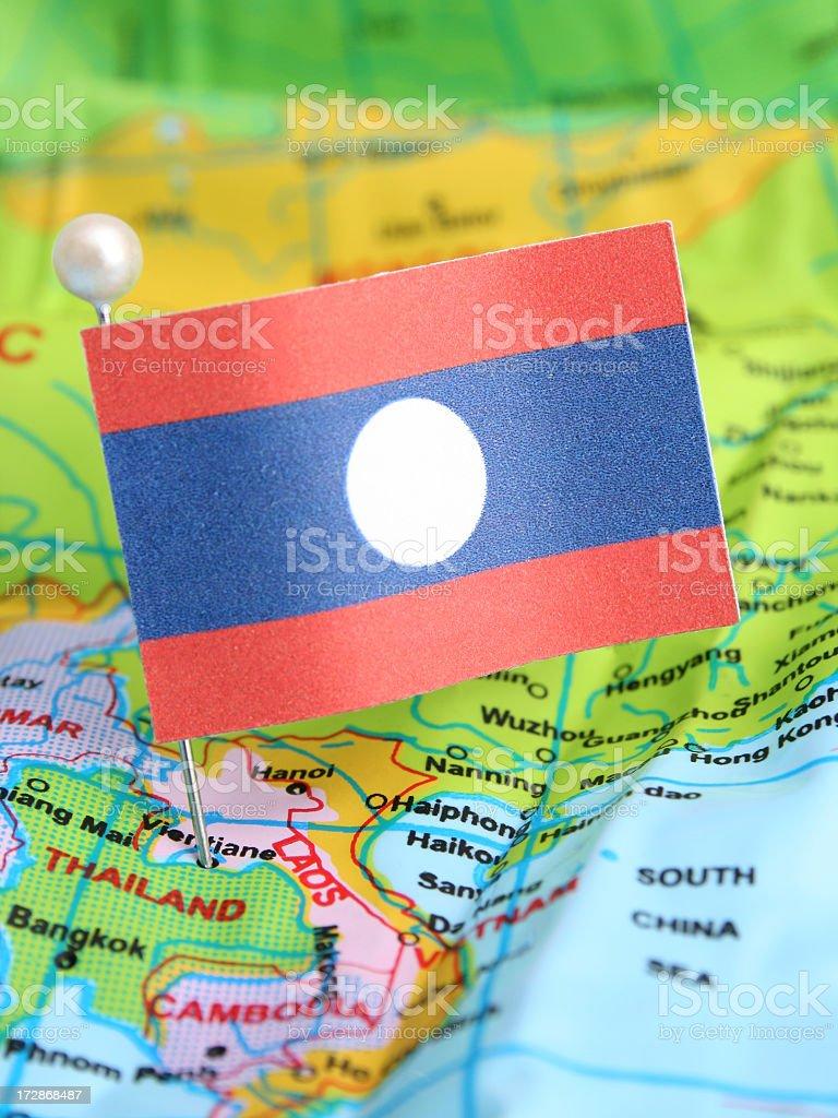 Laos stock photo