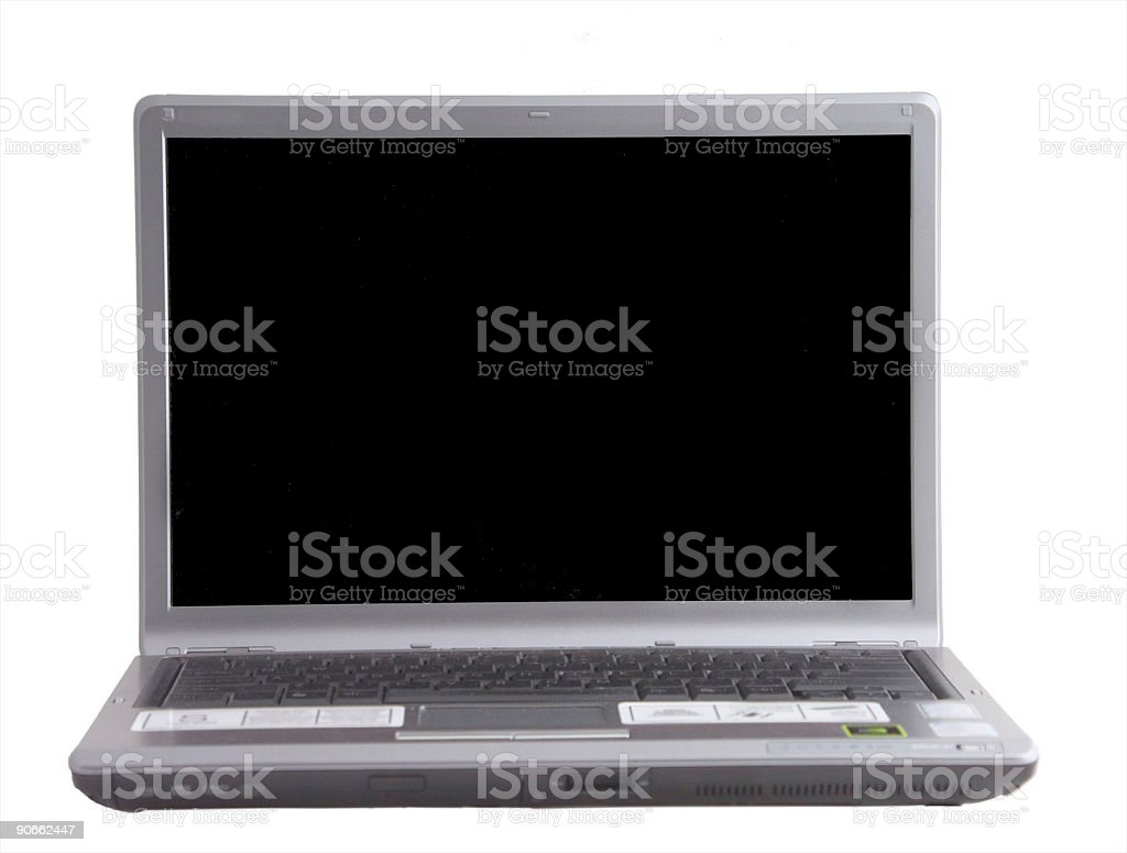 lap top computer royalty-free stock photo
