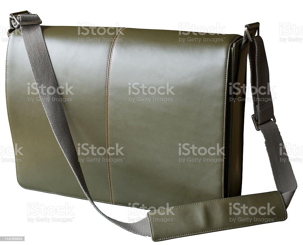Laptop bag royalty-free stock photo
