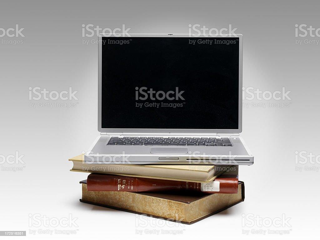 Laptop Computer royalty-free stock photo