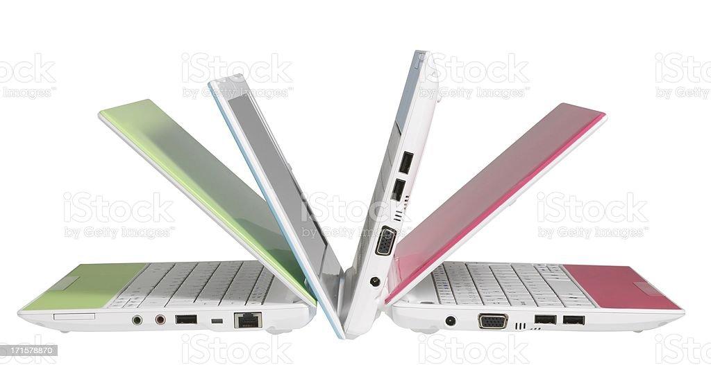 Laptop royalty-free stock photo