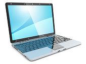 Laptop CGI