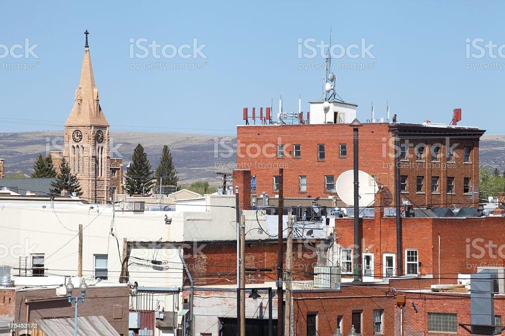 Laramie stock photo